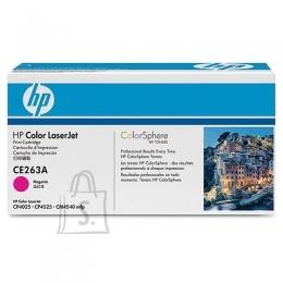 HP tooner CE263A magenta (11 000 lehte)