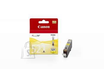 Canon Tint Canon CLI-521 9ml Pixma IP3600,4600, MP540, kollane