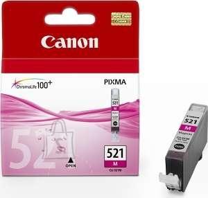 Canon Tint Canon CLI-521 9ml Pixma IP3600,4600, MP540, punane