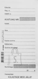 College Blankett Kviitung A7/100L KPF