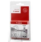 Canon Tint Canon PGI-520BK 19ml, Pixma IP3600, IP4600, MP540, must