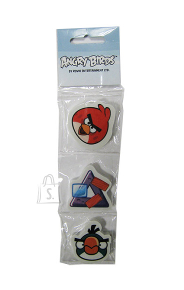 Angry Birds kustukumm In Play 3tk