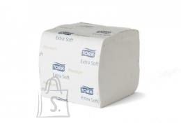 Tork ualettpaber Premium Toilet Bulk Extra Soft T3 2-kihiline valge (30pakki/kast)