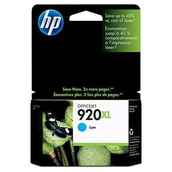 HP tint nr.920XL tsüaan (700 lehte)