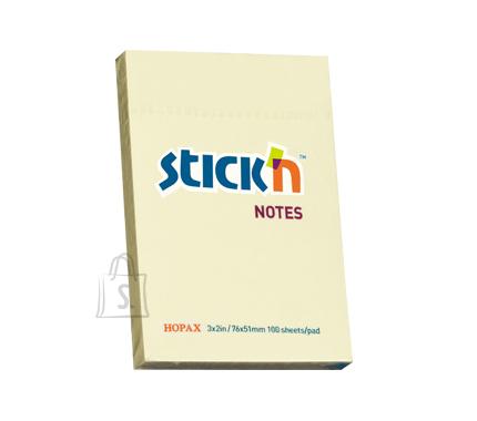 Stick'N märkmepaber 51x76 mm 100 tk
