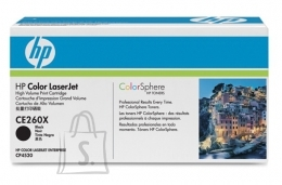 Tooner HP CE260X must CP4525 (17 000 lehte)