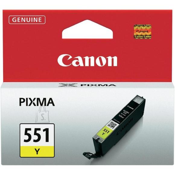 Canon tindikassett CLI-551 Kollane