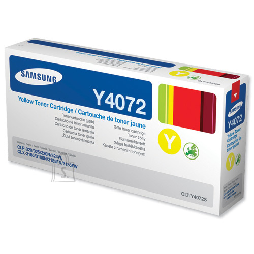 Samsung Tooner Samsung CLP-320/325/CLX3185 tsüaan (1000 lehte)