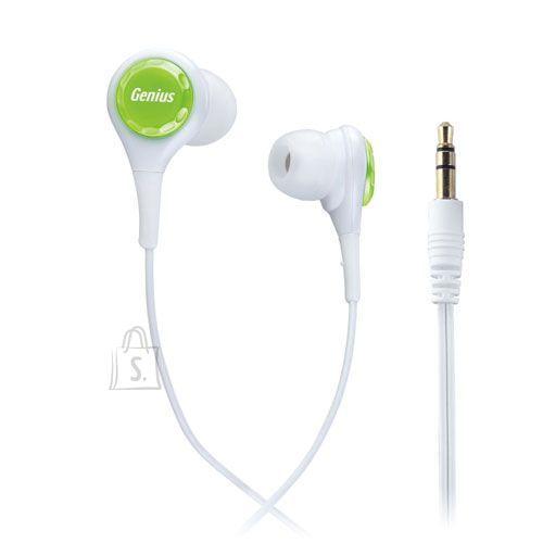 Genius Kõrvaklapid Genius GHP-240X Roheline