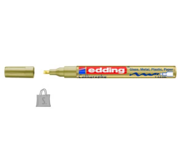edding kuldne kalligraafiline marker 1-2.5mm
