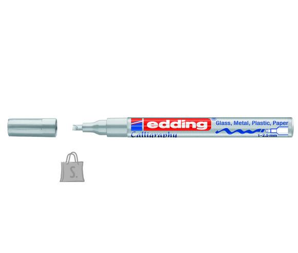 edding hõbedane kalligraafiline marker 1-2.5mm