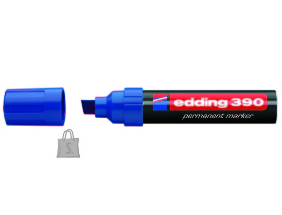 edding permanentne marker sinine, 4-12mm