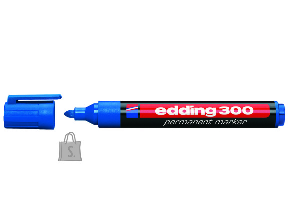 edding permanentne marker sinine 1,5-3mm
