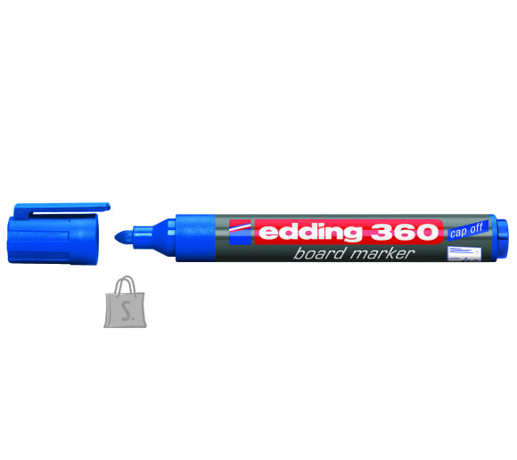 edding sinine valgetahvlimarker 1.5-3mm