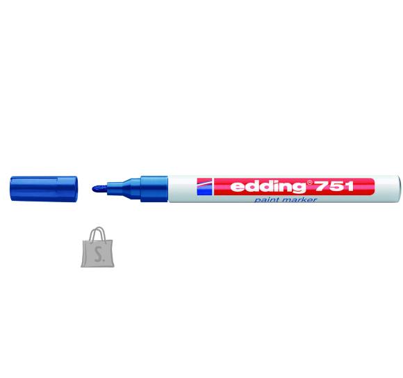 edding värvimarker permanente sinine 1-2 mm