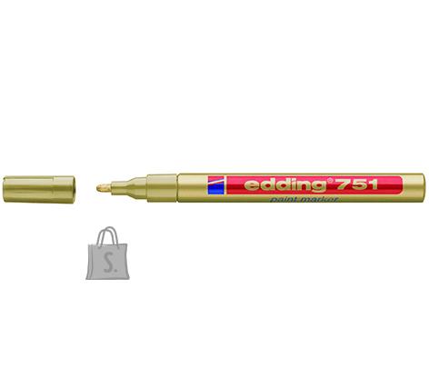 edding permanentne värvimarker kuldne 2-4 mm
