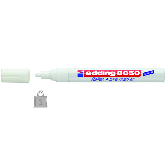 edding permanentne marker rehvi markeerimiseks 2-4 mm