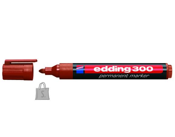 edding permanentne marker pruun 1,5-3 mm