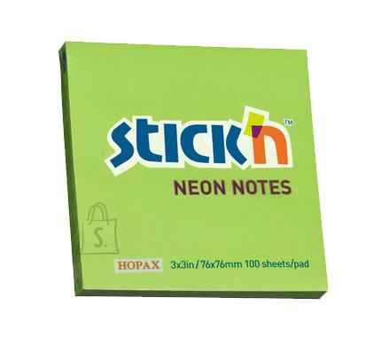 Stick'N märkmepaber 76x76 mm 100 lehte
