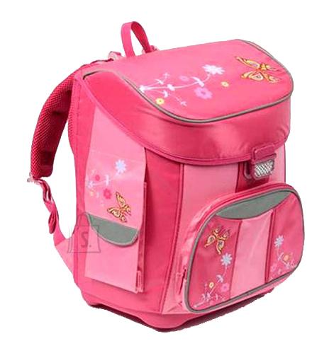PP Karton Premium PP Butterfly koolikott tüdrukutele