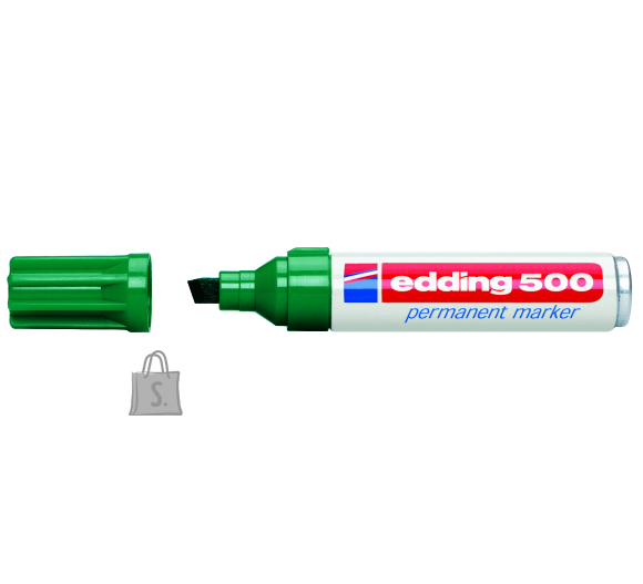 edding permanentne marker 500 2-7mm roheline