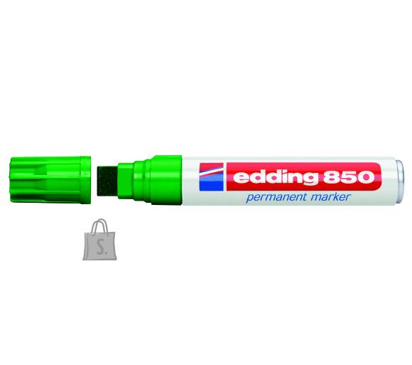 edding permanentne marker 850 5-16mm lõigatud ots roheline