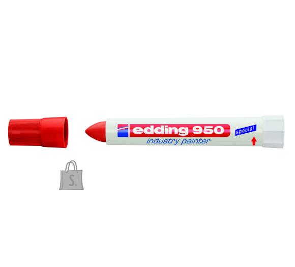 edding signeerkriit Ø10mm punane