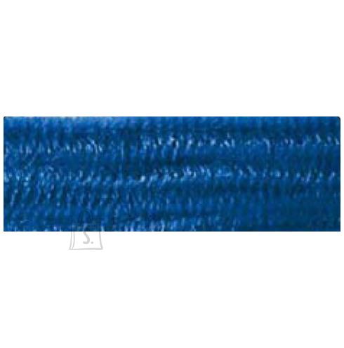 Folia käsitöötraat karvane 10tk 50cm sinine