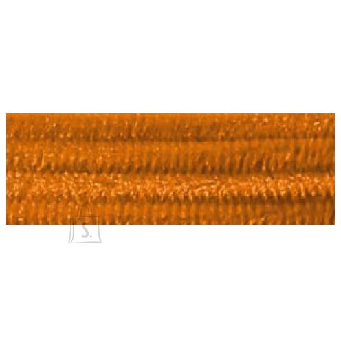 Folia käsitöötraat karvane 10tk 50cm orange