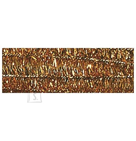 Folia käsitöötraat karvane 10tk 50cm kuld
