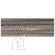 Folia käsitöötraat karvane 10tk 50cm hall