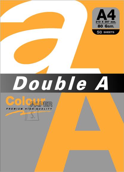 Koopiapaber Double A A4 oranž-kuld