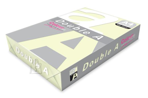 Koopiapaber Double A A4/80g/500L kollane