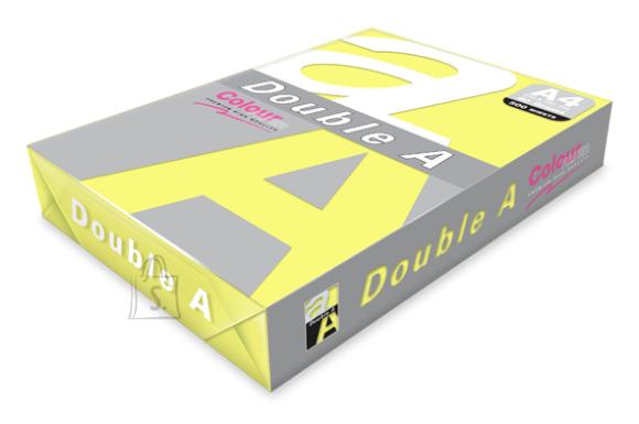 Koopiapaber Double A A4/80g/500L canary kollane
