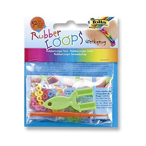 Folia Rubber Loops meisterdamiskomplekt