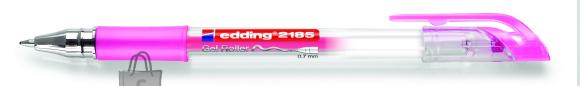 edding geelpliiats 2185 0.7mm roosa