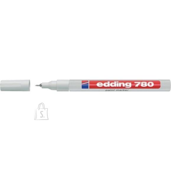 edding permanente marker 780 0.8mm punane