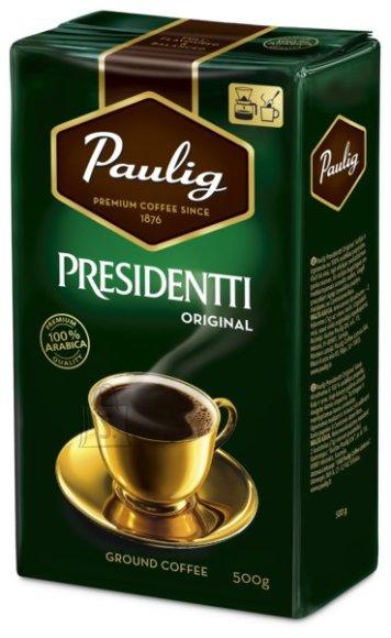 Paulig jahvatatud kohv President 500g