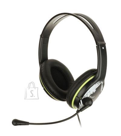 Genius stereokõrvaklapid HS-400 mikrofoniga
