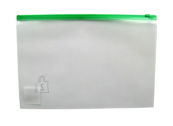 College kileümbrik A4 lukuga 0.15 läbipaistev assortii