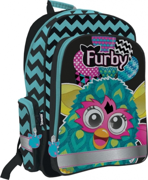 Akademy koolikott Furby 836