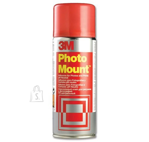 3M aerosoolliim PhotoMount 400ml