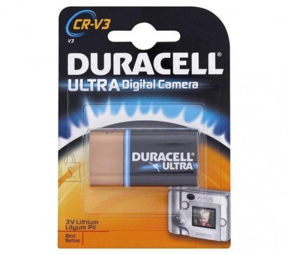 Duracell *!Patarei Duracell CR-V3 liitium (P)