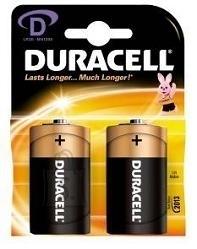 Duracell Patarei Duracell MN1300/2 LR20/D 1tk
