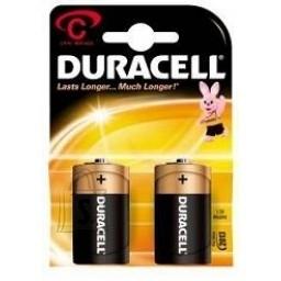 Duracell Patarei Duracell Basic MN1400 LR14/C 2tk/pk