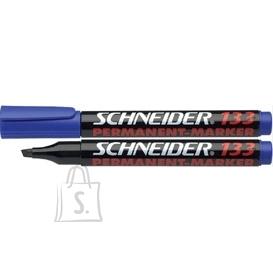 Schneider Permanentne marker Schneider 133 lõigatud ots, sinine (P)