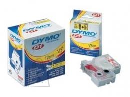 Dymo *Kleepkirjalint Dymo D1 12mm x 7m sinine tekst valgel 45014