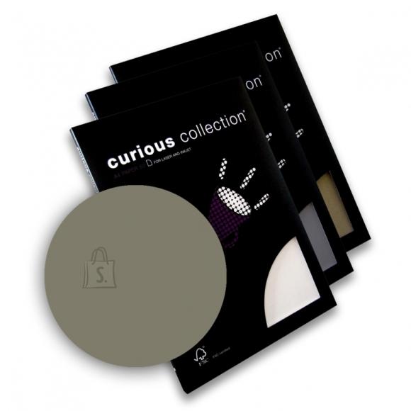 Curious Esinduspaber Curious Metallics Galvanised A4/120g/50L
