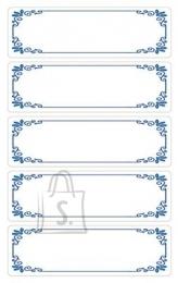 Avery Zweckform Vihiku etiketid Zweckform 59528 sinise raamiga