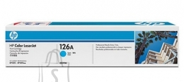 Analoogtooner HP 126A Color LJ CP1025/Pro 100 sinine (1000 lehte) (P)